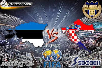 Prediksi Skor Estonia Vs Kroasia 28 Maret 2017
