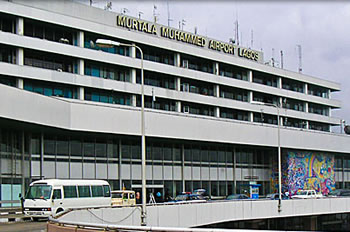 German who slumped at the Lagos airport is dead