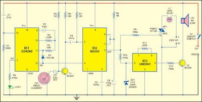 Shutter Guard Circuit Diagram