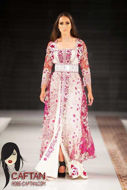 Fashion Robe Caftan marocain festival 2016