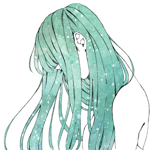 Ảnh hoạt hình buồn, Ảnh hoạt hình buồn khóc vì tình yêu