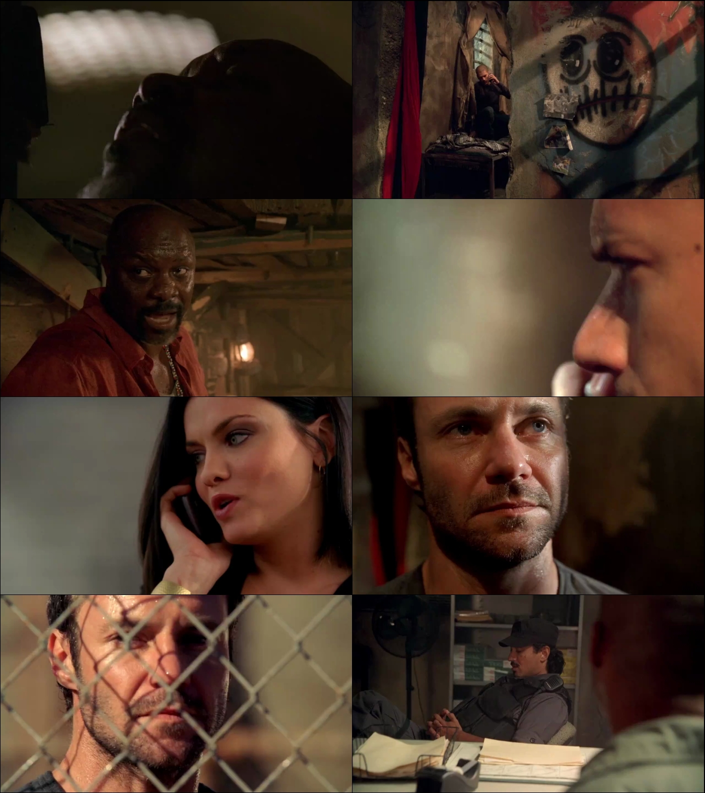 Prison Break Temporada 3 720p Latino