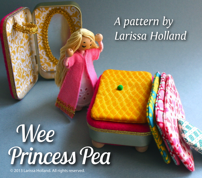 mmmcrafts wee princess pea pattern is available rh mmmcrafts blogspot com