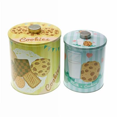 latas originales para galletas