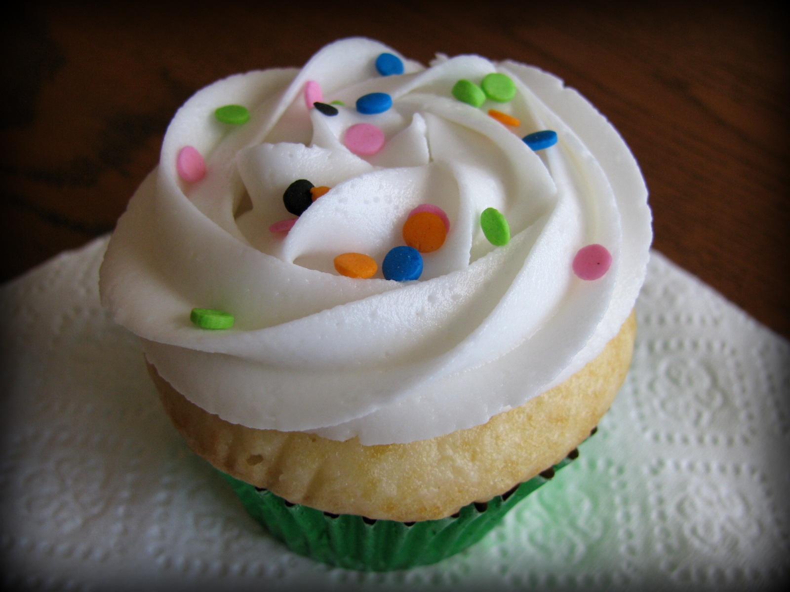 Cake Icing Recipe With Crisco: White Frosting