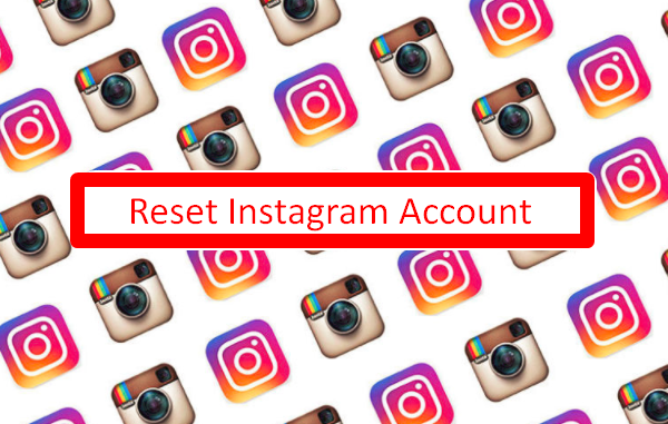 How to reset your instagram ccuart Image collections