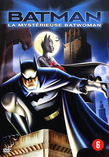 Batman Mystery of the Batwoman แบทแมน กับปริศนาของแบทวูแมน