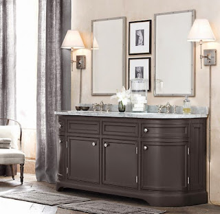 Love The Montage Vanity For 1 199 By Kitchen Bath Collection Restoration Hardware