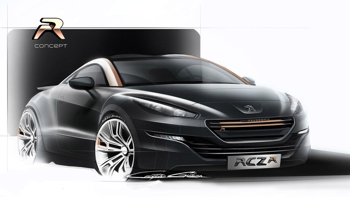 Dream Fantasy Cars Peugeot RCZ R