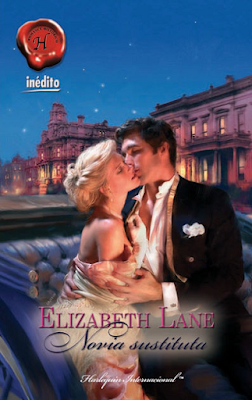 Elizabeth Lane - Novia Sustituta