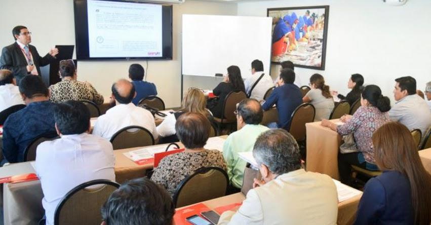 SERVIR: Este lunes se inicia en Lima Congreso Nacional de Gerencia Pública 2019 - www.servir.gob.pe