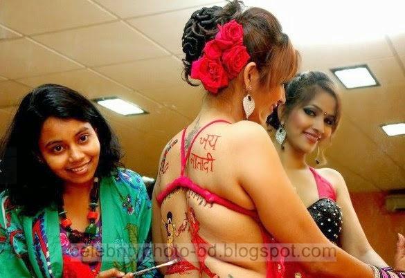 Hot Model Tanisha Singh Latest Sexy Leaked Photos