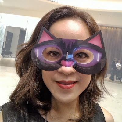 Catwoman-Makeup