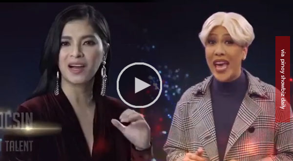 Angel Locsin and Vice Ganda remain judges of Pilipinas Got Talent