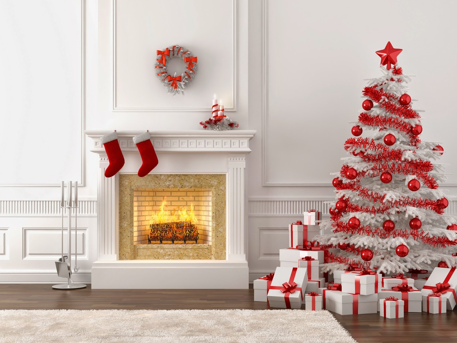 Christmas-decoration-ideas-red-and-white-colour-theme-simple-design-wallpaper.jpg