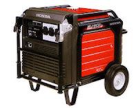 harga Genset Honda Silent Inverter 6.5 kVA Portable (EU65i)