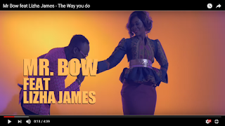 Mr Bow feat Lizha James - The Way you do (video official)