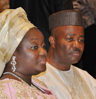 Akpabio's Inlaws Accused Him Of Using Wife For Ritual As Her Health Condition Goes Beyond Ordinary