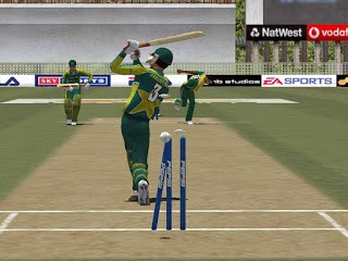 EA Sports Cricket 2004 PC Game Free Download