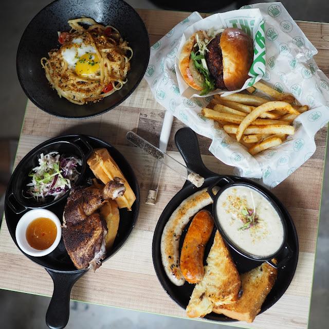 Singapore Best Cafes - Montana brew bar 2016 review