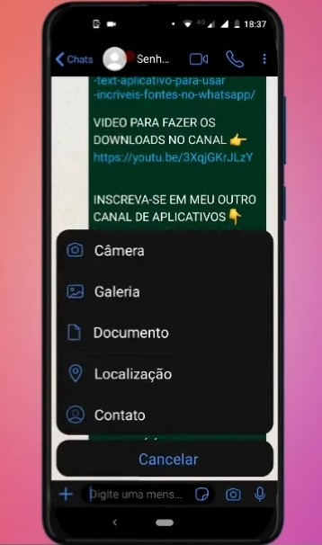 WHATSAPP Igual do IPHONE 11 no ANDROID 2020 - Extremo ...