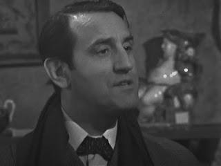 Douglas Wilmer as Sherlock Holmes BBC series (1964-65)