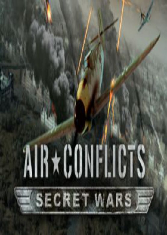 Download Air Conflict Secret Wars game for PC