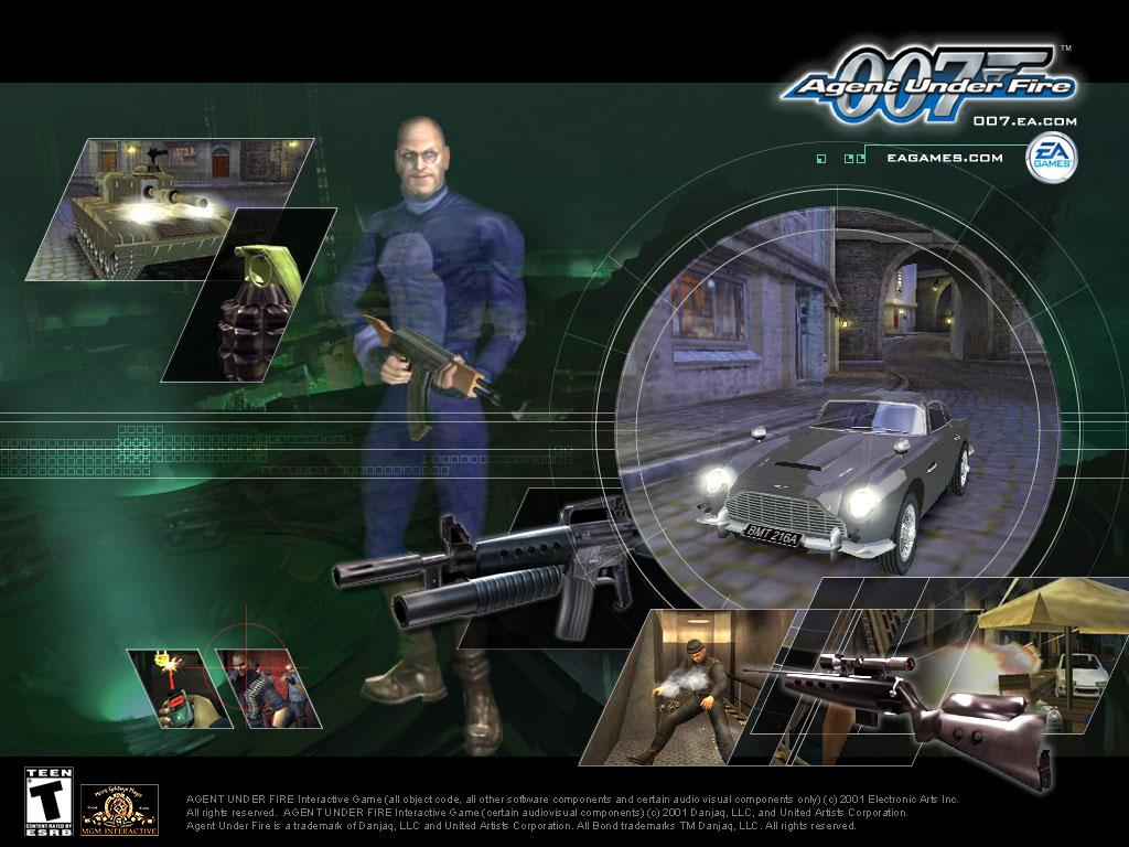 James bond 007 agent under fire pc game free download by.