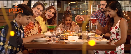Barbeque Nation launches digital campaign to promote family dining this Diwali!