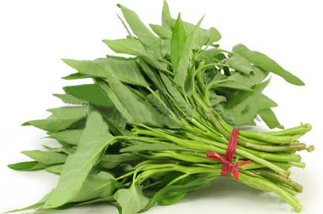 Manfaat tanaman kankung untuk kesehatan