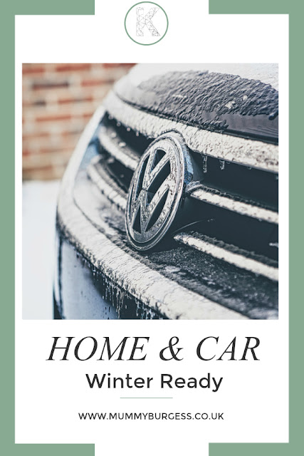 Things you need to do to your car and home during the winter months