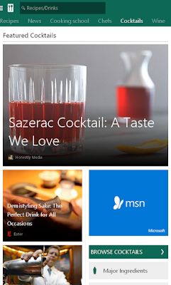 MSN Food & Drink – Recipes