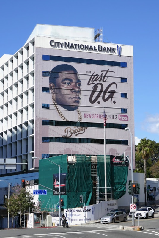 Last OG giant series billboard