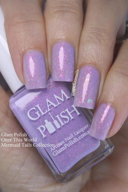 glam polish otter this world