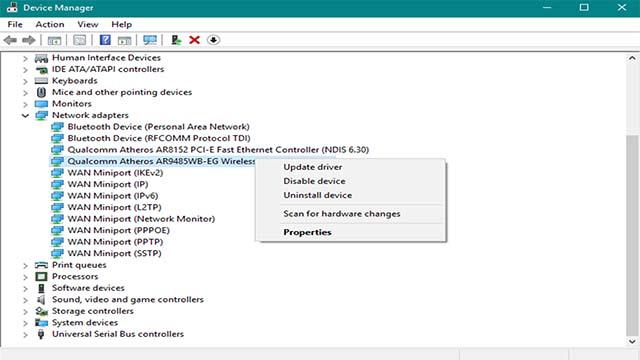 Cara Jitu Dalam Mengatasi Wifi Error Pada Laptop Windows 10