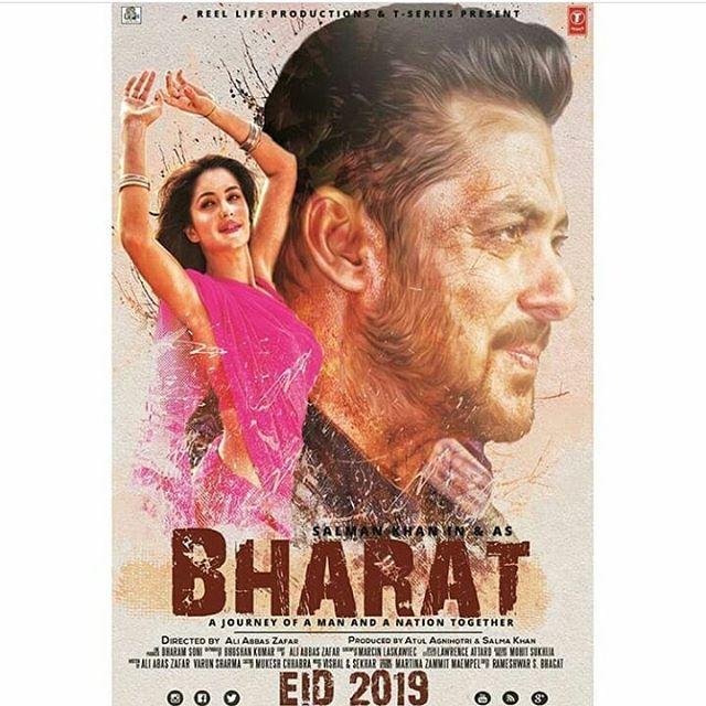 BHARAT Fanmade Video Trailer | Salman Khan, Katrina Kaif, Disha Patani | 2019 Movie