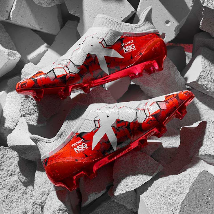 sports shoes cc3ee 32062 Limited-Edition Adidas X 17+ Purespeed Confed Cup Boots Released ...
