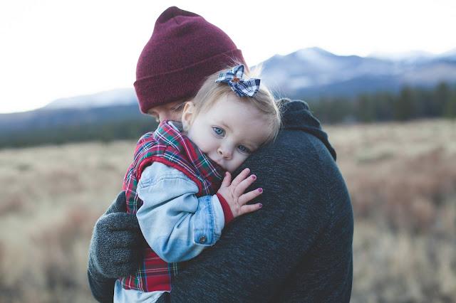 Hugs boost self - esteem