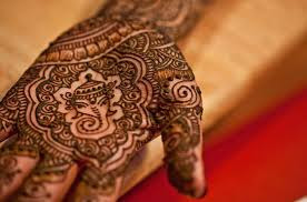 Mehndi Design for Groom