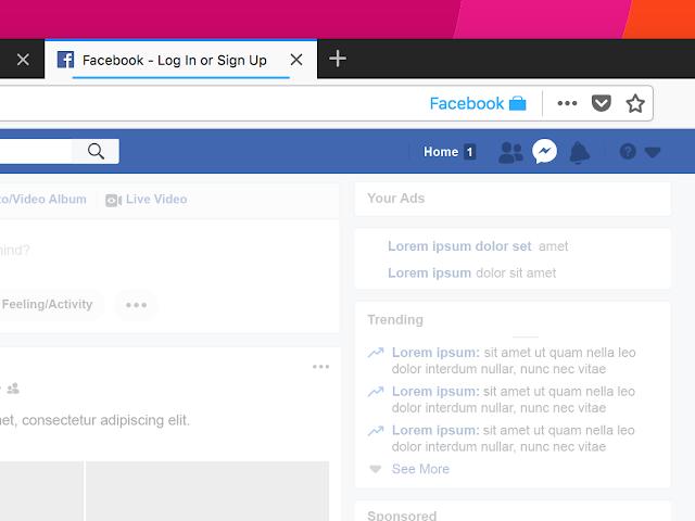 شركة FireFox تُطلق أداة جديدة لمحاربة تجسس الفيسبوك على معلوماتك الشخصية