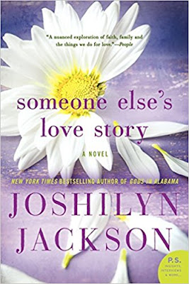 Someone Else's Love Story by Joshilyn Jackson (Book cover)