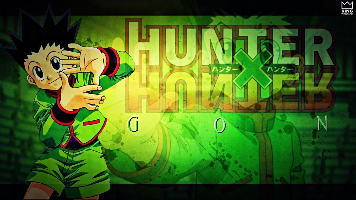 Gon Hunter X Hunter Wallpaper Hunter X Hunter Wallpaper