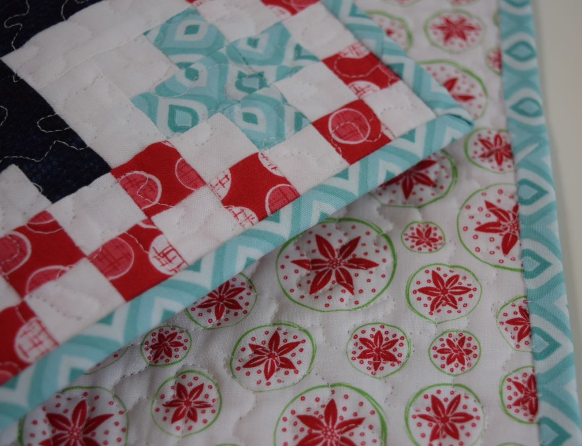 Amy Made That! ...by Eamylove: Norway Mini Quilt