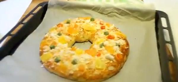 Valor Nutricional Del Roscón De Reyes