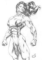 She-Hulk by Uzomi Studios