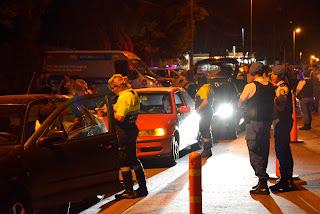 Extendimos los controles vehiculares y los patrullajes en distintas zonas de la ciudad