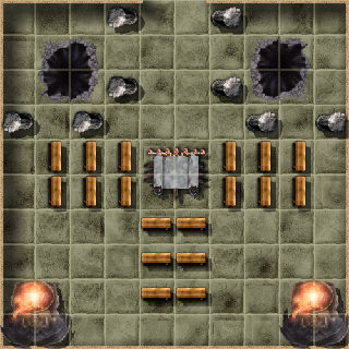 Mapas rol - Dungeon - Mazmorra - Templo