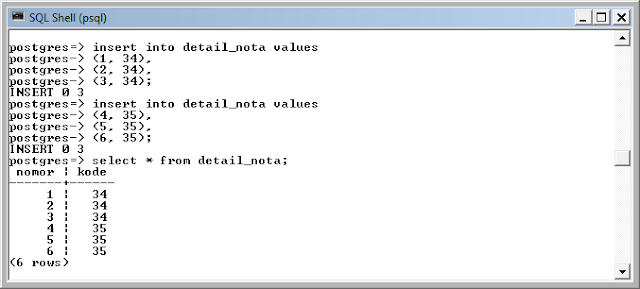 Kelas Informatika - Input Data Detail Nota