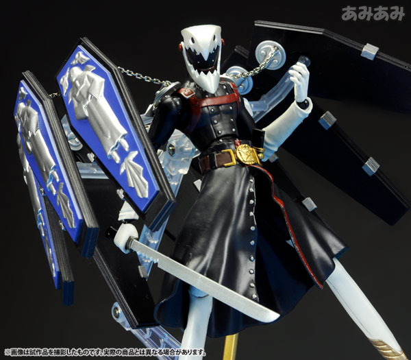 Gg Figure News D Arts Persona 3 Thanatos Review Images