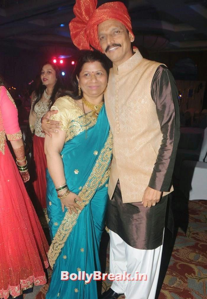 Tejaswini Jagtap, Bhai Jagtap, Manali Jagtap, Vicky Soor Engagement Ceremony Pics